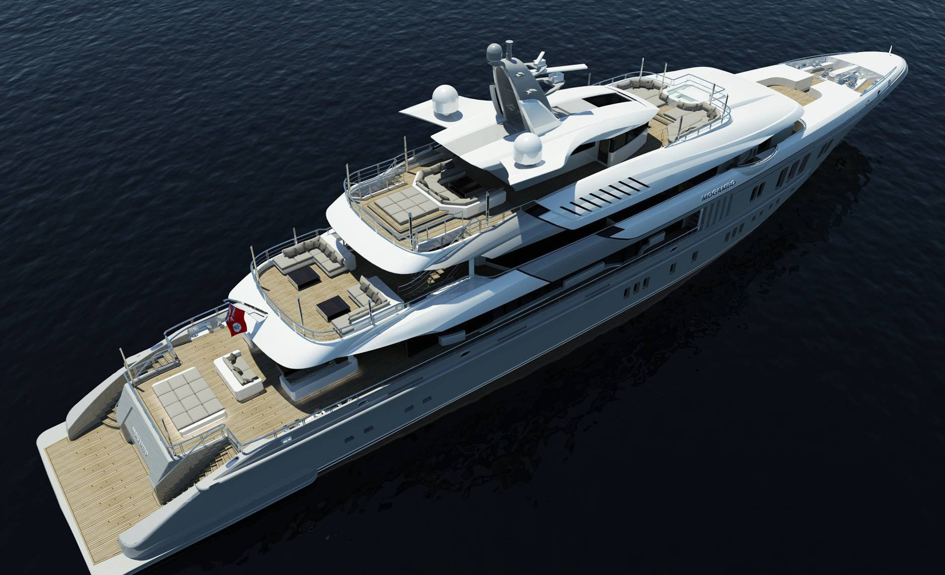 Motor Yachts for Luxury Mega Yacht Charter Vacations